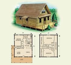 Cabin Floor Plans  SiexCabin Floor Plans