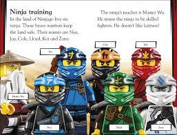 LEGO NINJAGO How To Be A Ninja (DK Readers Level 2)