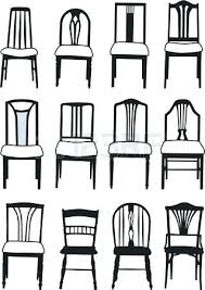 awesome diffe furniture styles various names of furniture styles perfect dining room chair styles decor
