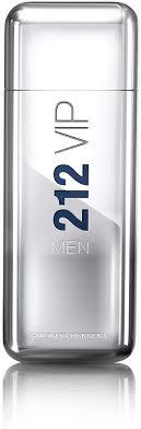 Carolina Herrera <b>212 VIP Men</b> Eau De Toilette, 100 ml: Amazon.co ...