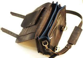 custom made leather computer bag for men genuine leather bag a leather shoulder bag by sizzlestrapz custommade com