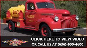 1941 Chevrolet Tanker Truck (SOLD) - YouTube