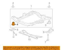 gm oem front suspension engine cradle lower insulator 15116585 gm oem front suspension engine cradle lower insulator 15116585