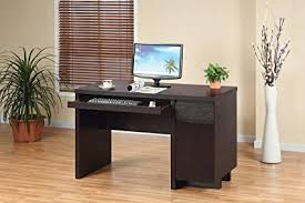 Image Drawers Image Unavailable Amazoncom Amazoncom 10328 Smart Home Office Furniture Espresso Computer Desk