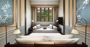 BLINK Design Luxury Resort Portfolio Capella Shanghai Impressive Interior Design Shanghai