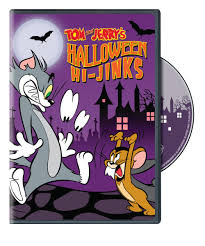Tom and Jerry's Halloween Hi-jinks   Tom and jerry, Halloween dvd, Tom and jerry  movies