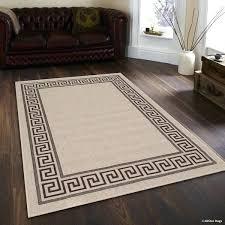 greek key rug indoor outdoor solid key rug greek key area rug grey