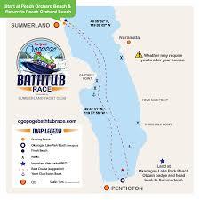 bathtub race track thevote