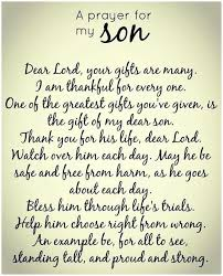 Son Quotes Interesting A Prayer For My Son Family Pinterest Sons Child And Prayer For My