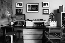 home office office ideas traditional black and white office