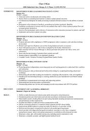 Sample Staff Nurse Resume Resume Templates Clinic Nurse Registered Sample Imposing Volunteer 11