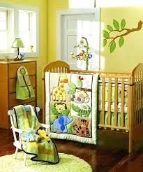 jungle crib set safari baby bedding giraffe elephants monkeys jungle animals boy crib sets quilt pers jungle crib set girl monkey crib bedding