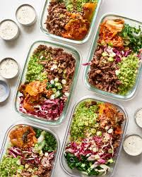 Weekly Lunch Prep Meal Prep Plans Kitchn