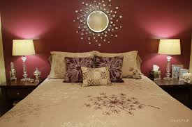 Burgundy Color Bedroom Ideas 3