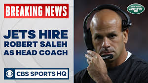 Omnisport 1 hour ago dejan kalinic. New York Jets Hire Robert Saleh As Next Head Coach Cbs Sports Hq Youtube