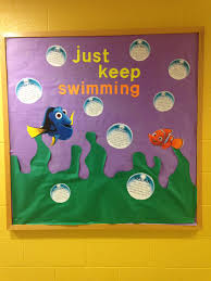 ra bulletin boards stress management finding nemo board bulletin board ideas