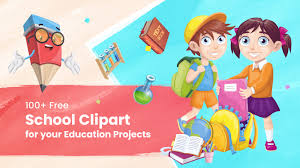 Best Free Clip Art 100 Free School Clipart For Your Education Projects