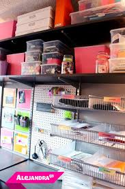 Idea office supplies home Marble Keep Your Home Office Organized Productive By Utilizing Alejandratv Video Insider Tour Of Professional Organizer Alejandra Costellos