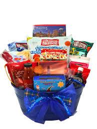 bluenose basket
