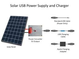 solar powered usb power supply and charger 12 steps pictures show all items the solar powered usb power supply