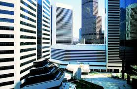 building an office. An Office Park Is A Lucrative Use Of Real Estate. Building