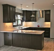 8 Kitchen Tile Backsplash With Dark Cabinets Inspiration