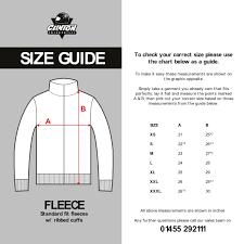 Ktm Jacket Size Chart Clinton Enterprises Size Guide Information