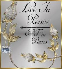 Image result for acceptance is peace quotes gif