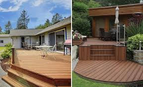best decking materials for your yard