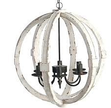 country chic chandelier distressed white cottage wood orb chandelier pendant shabby chic french country custom country shabby chic chandelier
