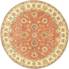 5ft x 8ft area rugs 8 ft round the home depot wool