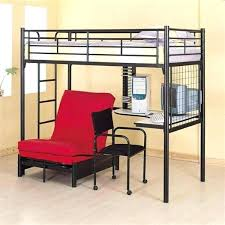 black loft bed with futon futon desk combo black metal twin sized loft bed with built black loft bed
