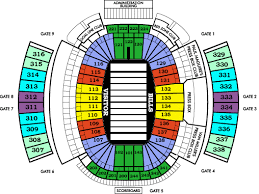 Buffalo Bills Virtual Seating Chart Ralph Wilson Stadium Seating