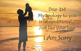40 Wonderful Sorry Dad Pictures Custom Father Loves Son Quote Download