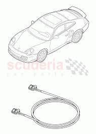 789x1100 porsche 911 996 turbo gt2 optical waveguide parts scuderia car