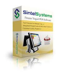frozen yogurt point of pos software sintel