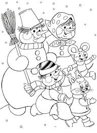 Small Picture 10 best Coloring pages Winter images on Pinterest Coloring