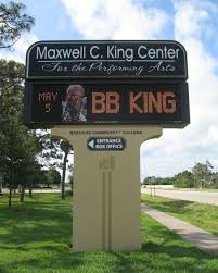 List Of Events At Maxwell C King Center For The Performing