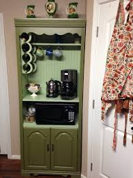 Shop wayfair for the best coffee bar hutch. Pin By Marcella Olson Reeder On Crafts Kitchen Organization Diy Home Design Decor Coffee Wine