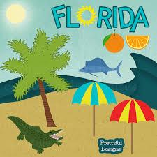 florida clip art borders free clipart
