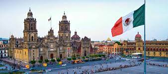 Spanish in Mexico City - Mexico