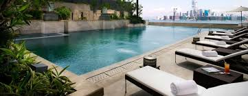 hotel outdoor pool. Swimming Pool Of Harbour Grand Hong Kong Hotel Outdoor