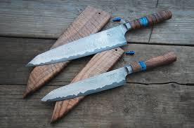 Nafzger Forge  Handmade Kitchen KnivesCustom Kitchen Knives