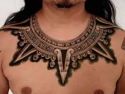 Aztec Tattoo Patterns Custom 48 Tribal Aztec Tattoos For Men Ultimate Guide 48