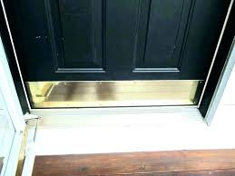 brass name plate for front door awesome threshold plates in 9