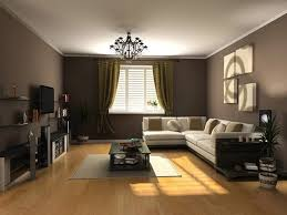 Living Room Paint Colors With Brown Furniture Yellow Paint On The Wall White Fabric Cover Leg Living Room Paint