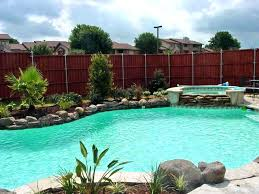 Backyard Swimming Pool Designs Delectable Inground Pool Landscaping Ideas Pdxtutor