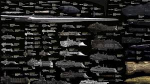 Starship Size Comparison Chart High Resolution Every Sci Fi Ship Ever In One Mind Blowing Chart Creative Bloq
