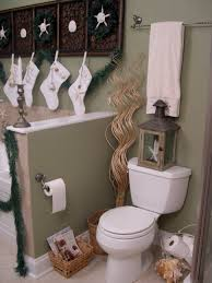 Inexpensive Bathroom Decor Bathroom Unique Bathroom Christmas Godfather Style Also