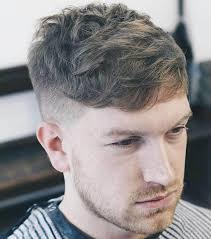 Coupe Cheveux Court Homme Coiffure Crop Garcon Dégradé